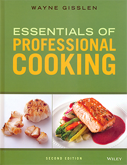 Essentials of Prof. Cooking   Egyptian Chefs Association